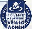 Politiekeurmerk Veilig Wonen Tilburg door Emmen Timmerwerken