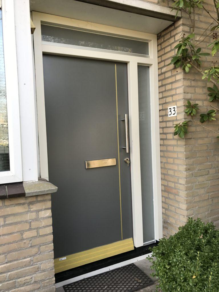 Houten kozijnen Tilburg